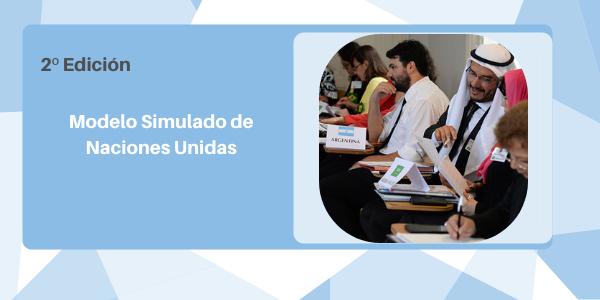 Empleados públicos participaron del simulacro del modelo de la ONU